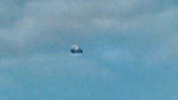 Laporan Penampakan UFO Pada Tanggal 1 Agustus 2014 Dari Ukraina