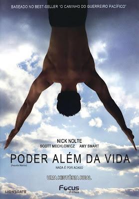 Filme Poster  Poder Além da Vida DVDRip RMVB Dublado-TELONA
