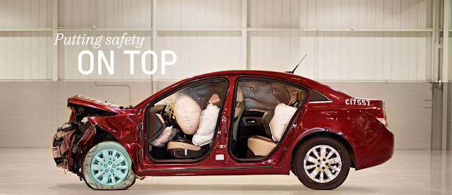 Top Chevy Safety Features Make Preventing a Crash, a Priority