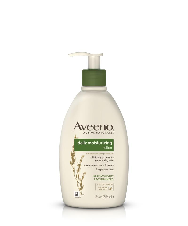 Aveeno - Daily Moisturizing Lotion.
