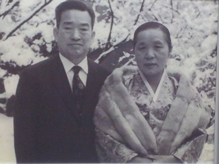 Keohi's Great-Grandparents (Yoo side)