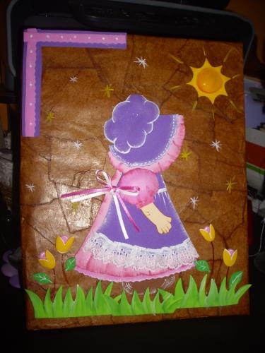 cartón de caja bolsa de papel cartulina escolar betún pañito foami