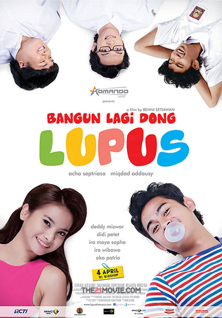 Download Movie : Bangun Lagi Dong Lupus (2013) VCDRip