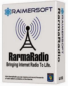 RarmaRadio Pro Portable