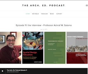 Interview (PODCAST): Challenges Facing Architectural Education