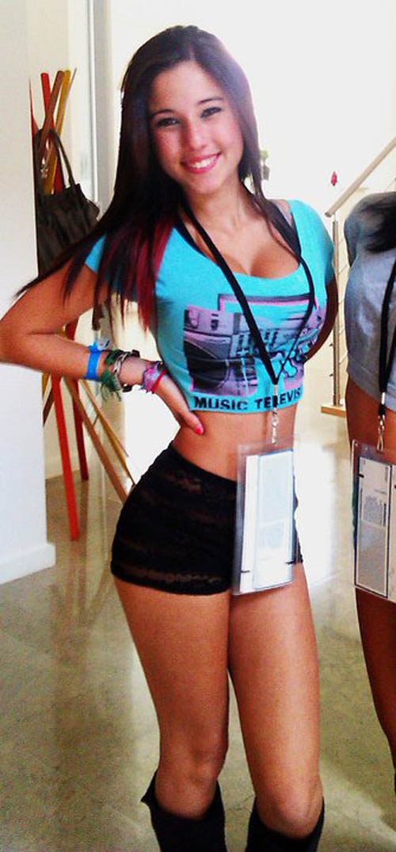 812 Girls: Angie Varona