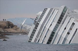 Italia decretará el estado de emergencia en la zona de naufragio del crucero