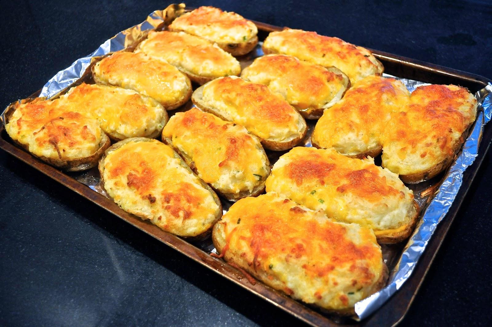 Ciao Chow Linda: Stuffed Baked Potatoes