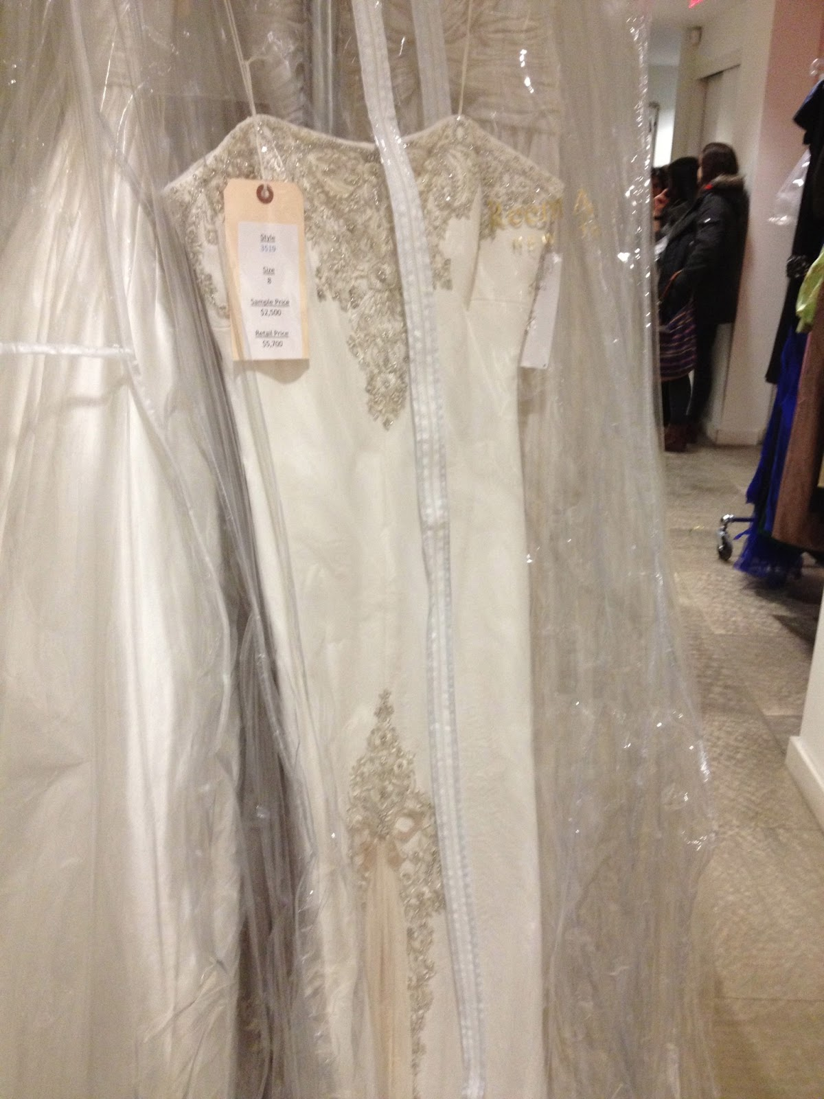 Sample Sale Wedding Dresses Nyc 34 Fabulous Reem Acra sample sale