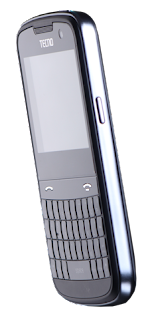 Tecno Q1 Side view