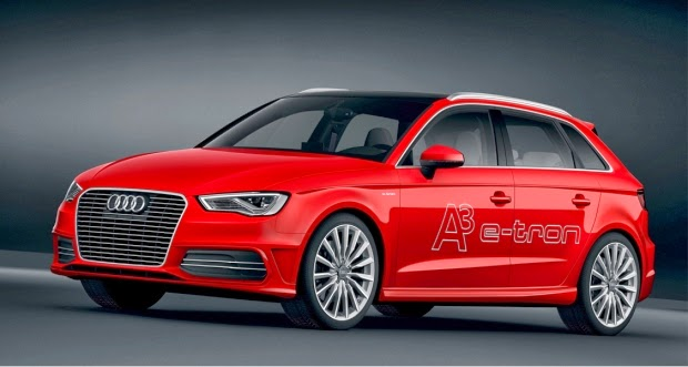 Journalists get preview of Audi's 2015 A3