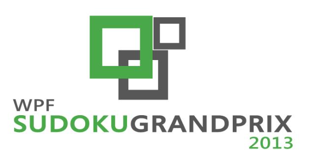 WPF Sudoku Grand Prix 2013 Final