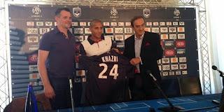 Wahbi Khazri s'engage avec Bordeaux