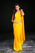 Neelam Upadhyay photos in Yellow saree from Action-thumbnail-19