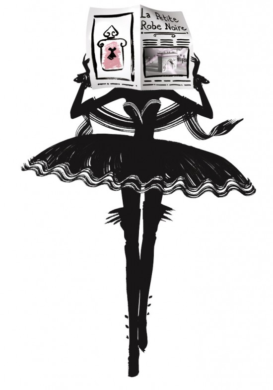 Parfum femme petite robe noire prix