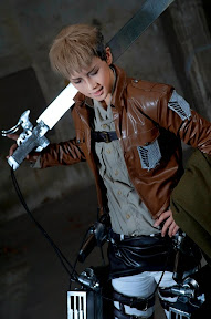 Cosplay Jean Kirschstein Attack on titan
