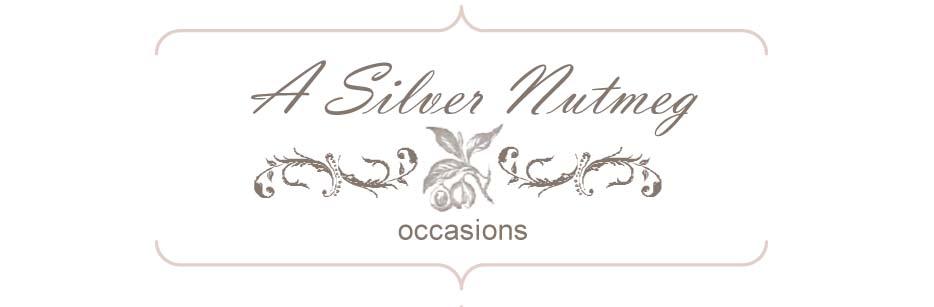 A Silver Nutmeg