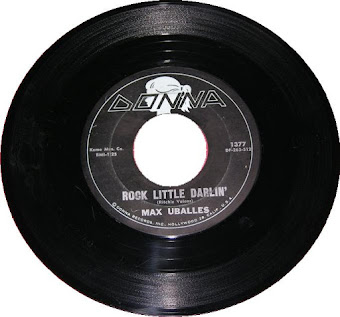 Max Uballes - Rock Little Darlin'