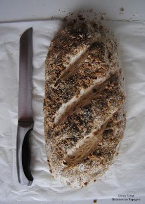 pain maison recette blanc epices facile fabriquer fabrication levain