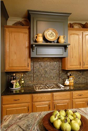 design in wood: Backsplash Tips - Part 1, Overall Color ...