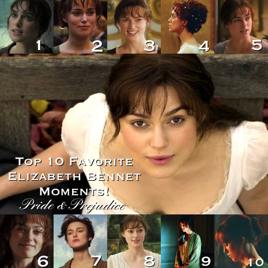 elizabeth bennets revolutionary character in pride and prejudice essay Elizabeth's strength of character in pride and prejudice in her novel, pride and prejudice, jane austen used the character of elizabeth bennet to epitomize the harmonious balance between reason and emotion in a woman, making her a truly admirable and attractive character.
