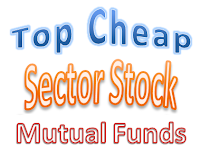Top Lowest Cost Sector Stock Mutual Funds for 2014 Investment
