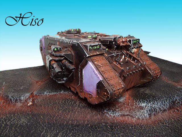 Land Raider - Emperors Children