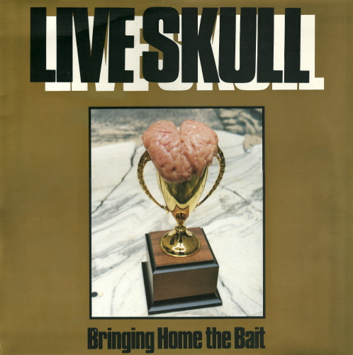 Live Skull - Pusherman E.P.
