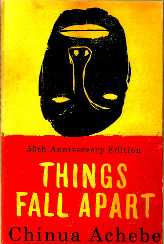things fall apart and new religion Many critics see things fall apart as a book with two narrators, one that adheres to tradition,  achebe, chinua things fall apart new york anchor press 1994.