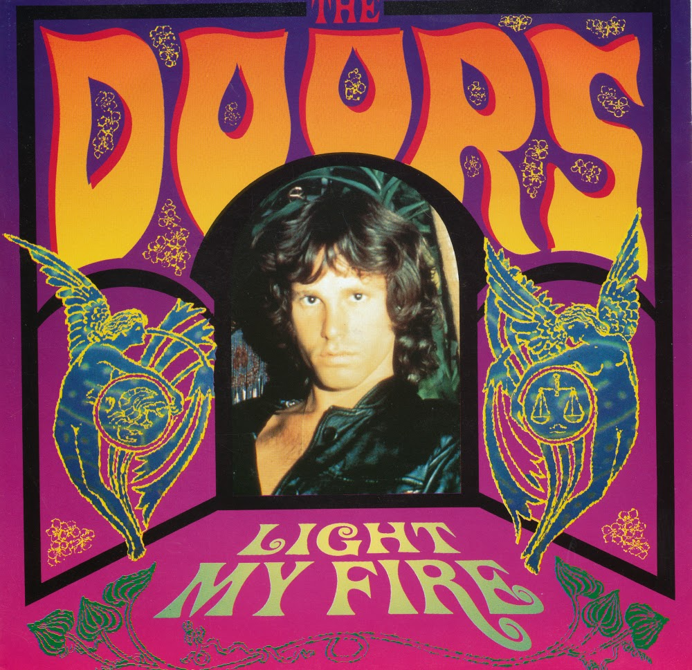 music on vinyl light my fire the doors. Black Bedroom Furniture Sets. Home Design Ideas