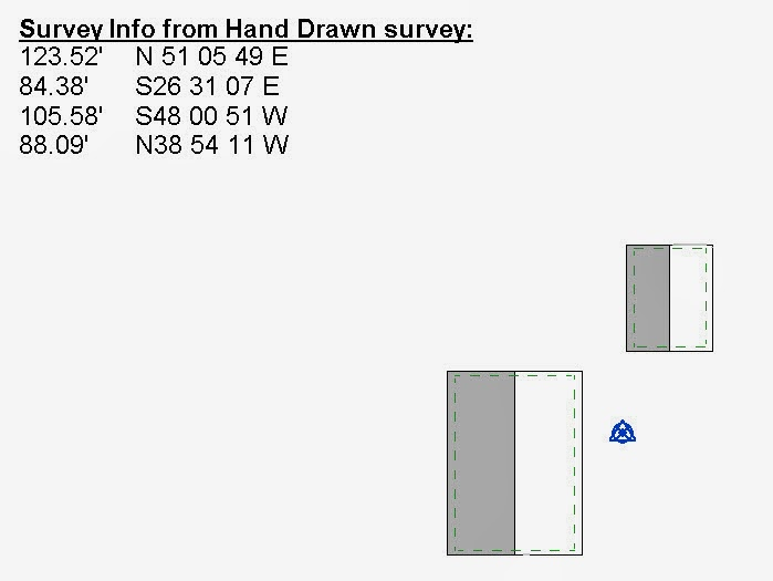 Drawing Property Lines In Revit : Revit oped property lines without digital reference