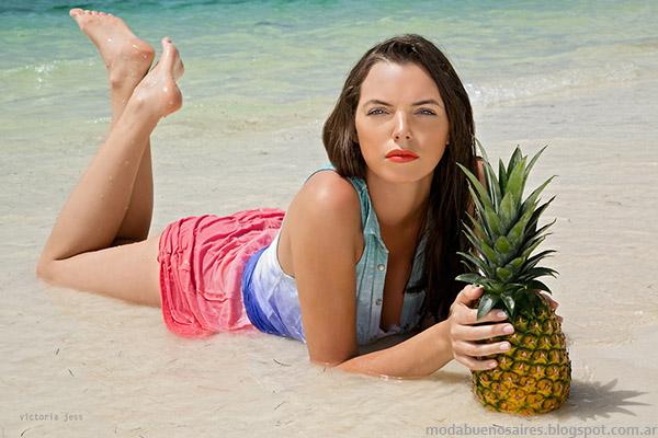Moda verano 2015. Victoria Jess colección primavera verano 2015.