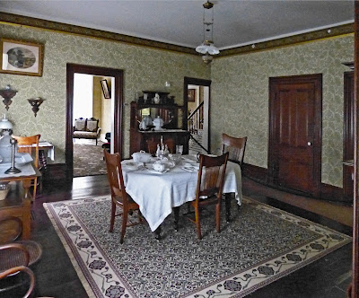 Frederick Douglass' Dining Room