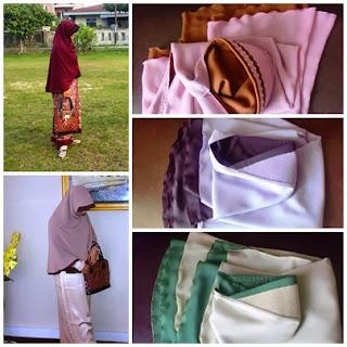 Hijab Gaya, Tanpa Banyak Biaya, dan Sesuai AturanNya