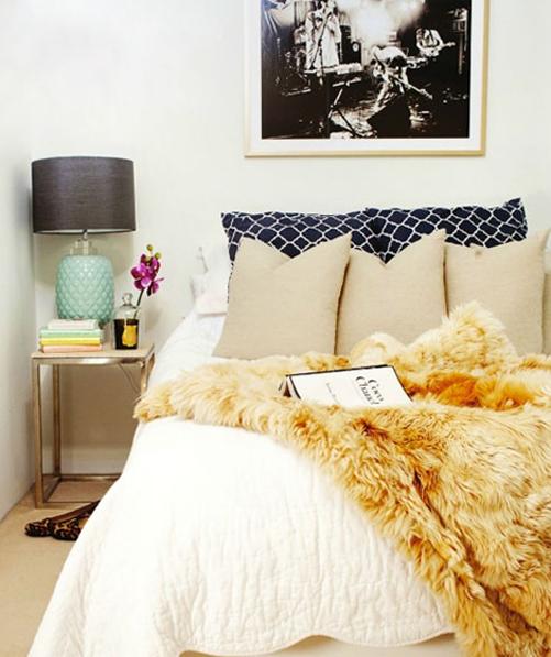 White Gold Bedroom: Nicole Rene Design {weddings, Events, Home Decor, Fashion