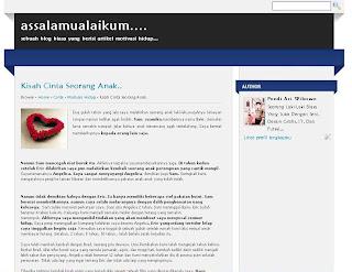 Blogger Template Comercon