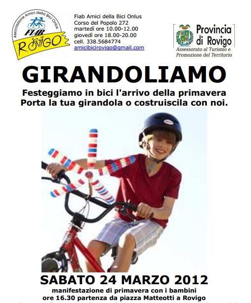 locandina Girandoliamo Rovigo