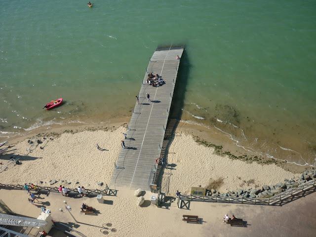 Grande roue - Ronces Les Bains - charente maritime - la tremblade - france