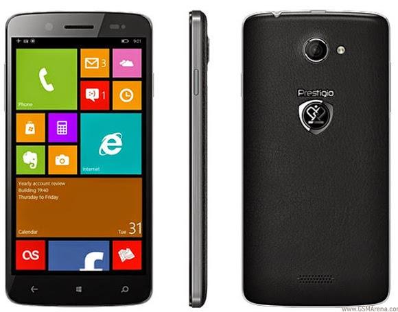Micromax và Prestigio chuẩn bị cho ra điện thoại chạy Windows Phone 8.1