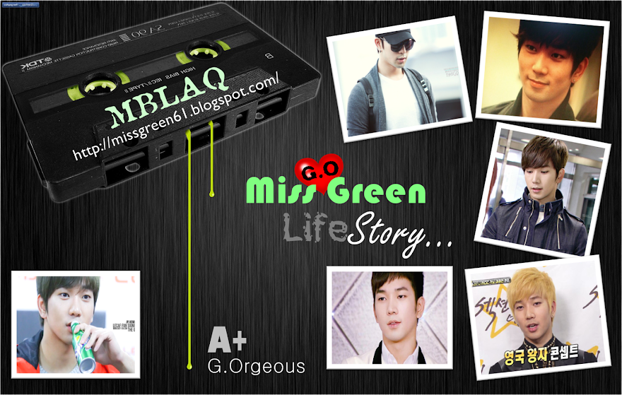 Miss Green Life Story