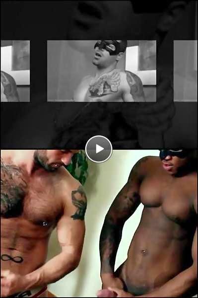 male stripper dance video