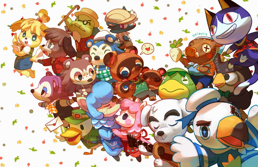 A Leafy Guide To Animal Crossing New Leaf