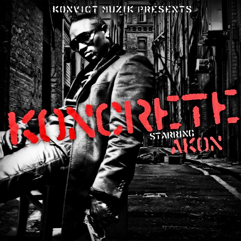CD Akon Koncrete 2011