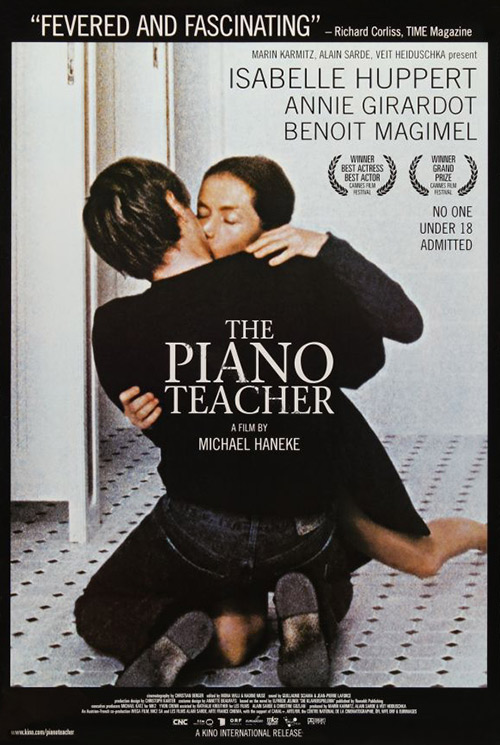 The Piano Teacher La Pianiste 2001  Rotten Tomatoes