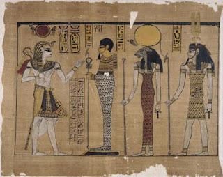 papiro, papel egipcio