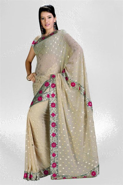 Stylish Bollywood Fancy Saree