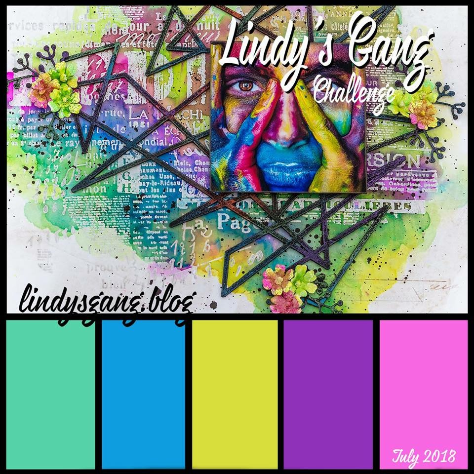 LINDY'S JULY CHALLENGE WINNER
