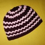 zig zag beanie free crochet pattern