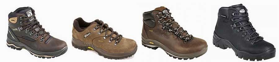 Gri Sport walking hiking footwear