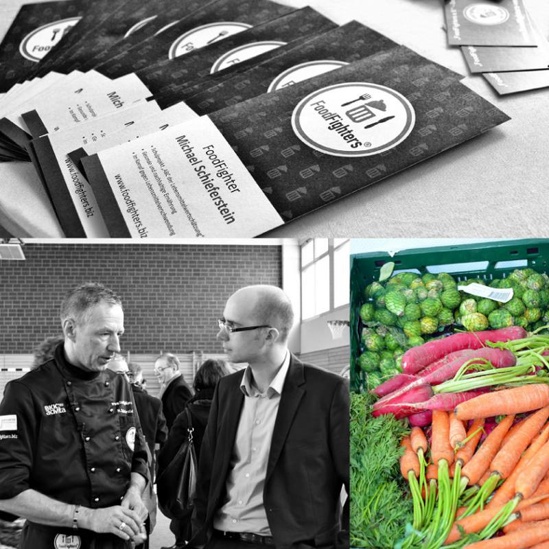 Organisiert die große Open-Air-Kochshow auf Burg Rheinfels: Michael Schieferstein, Vorsitzender des Vereins FoodFighters.